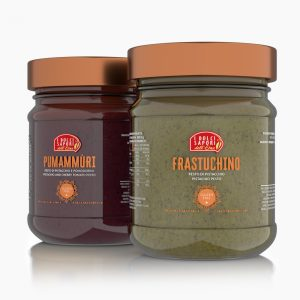 Pesto di Pistacchio e pesto di Pistacchio e Pomodorino da gr. 90