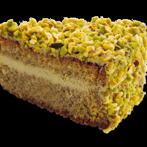 """Torta al Pistacchio con """"Pistacchio verde di Bronte DOP"""" da gr. 500"""