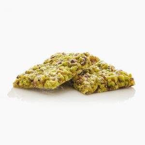 """Croccante di Pistacchio con """"Pistacchio verde di Bronte DOP"""" da gr. 100"""