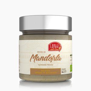 Pesto di Mandorla da gr. 190 BIO