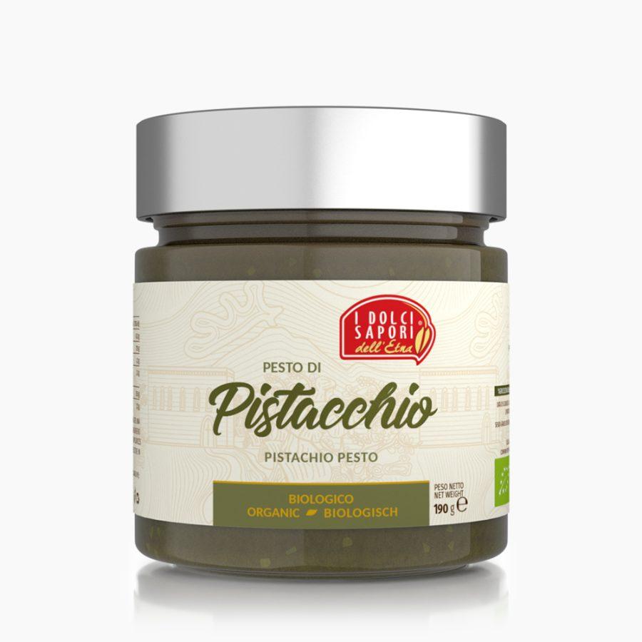 Pesto di Pistacchio Verde di Bronte D.O.P.
