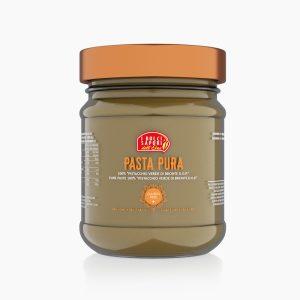 Pasta pura di pistacchio con pistacchio verde di bronte D.O.P. di gr. 190 BIO